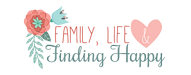 family life and finding happy